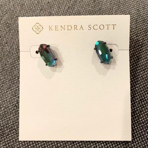 Kendra Scott opaque earring